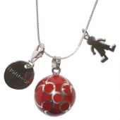 Harmony ball with almee emotion charm