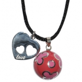Harmony ball with amore emotion charm