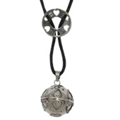 Harmony ball with victoire emotion charm